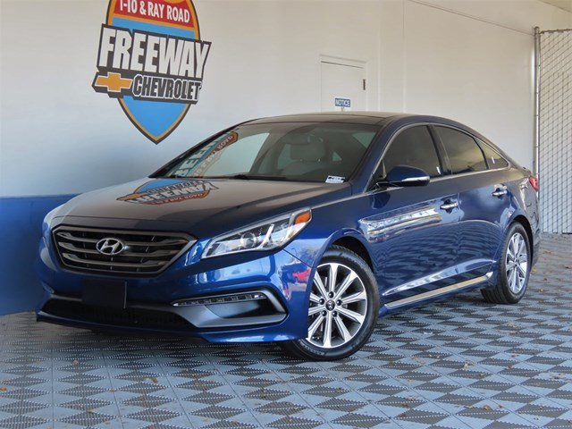 Used 2016 Hyundai Sonata Limited