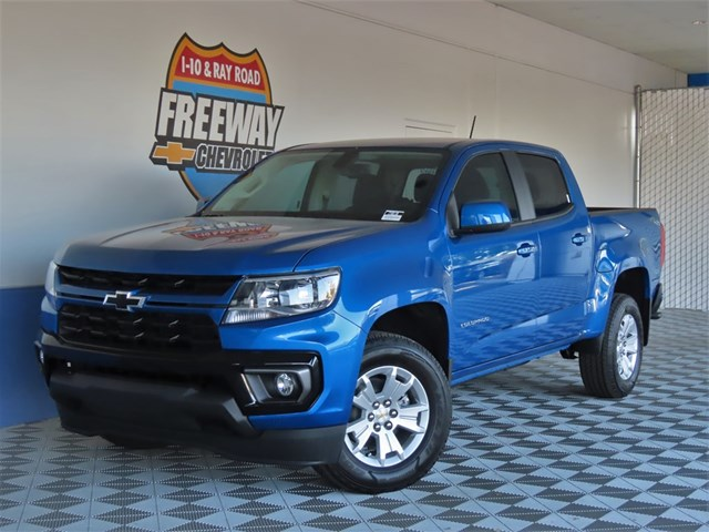 2021 Chevrolet Colorado 2LT