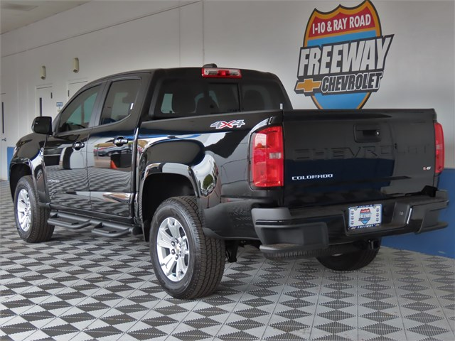 New 2021 Chevrolet Colorado 4LT 4WD