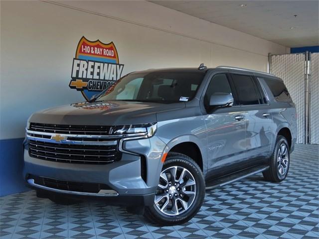 2021 Chevrolet Suburban 1LT 4WD