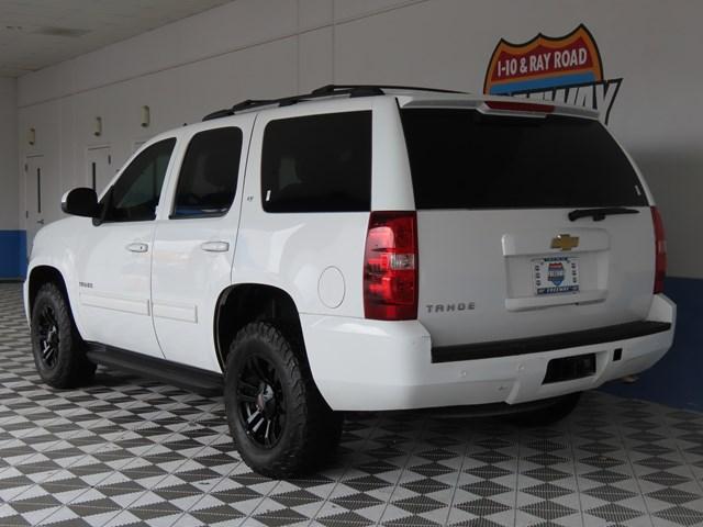 Used 2013 Chevrolet Tahoe 4x4 LT 4x4