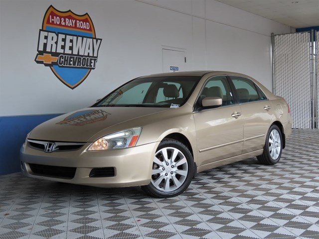 Used 2006 Honda Accord EX