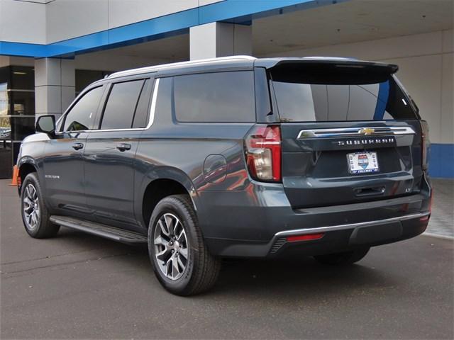 New 2021 Chevrolet Suburban 1LT 4WD