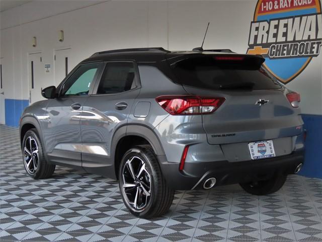 2021 Chevrolet Trailblazer 1RS