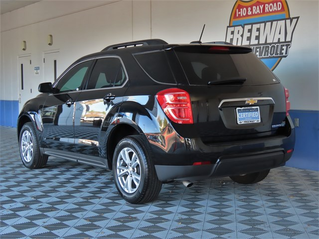 Certified Pre-Owned 2016 Chevrolet Equinox LT