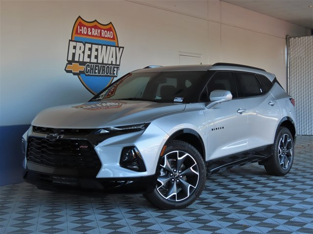 2021 Chevrolet Blazer 1RS