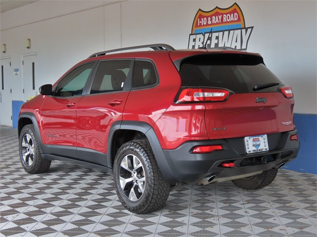 Used 2015 Jeep Cherokee Trailhawk 4X4