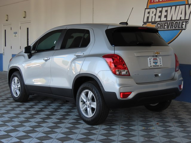 New 2021 Chevrolet Trax 1LS