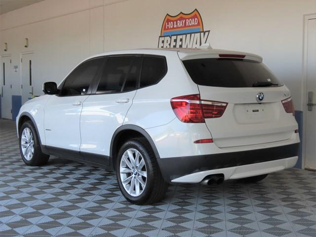 Used 2013 BMW X3 xDrive28i