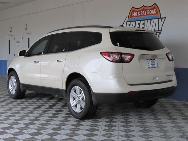 Used 2013 Chevrolet Traverse LT
