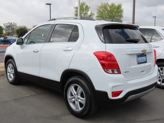 Used 2020 Chevrolet Trax LT