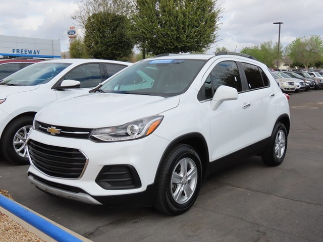 Certified Pre-Owned 2020 Chevrolet Trax LT