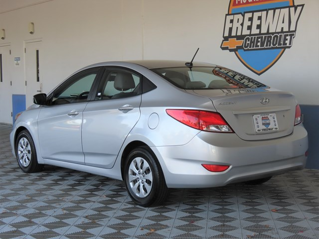 Used 2017 Hyundai Accent Value Edition