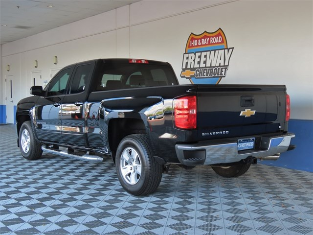 Used 2018 Chevrolet Silverado 1500 LT Extended Cab ALL STAR EDITION