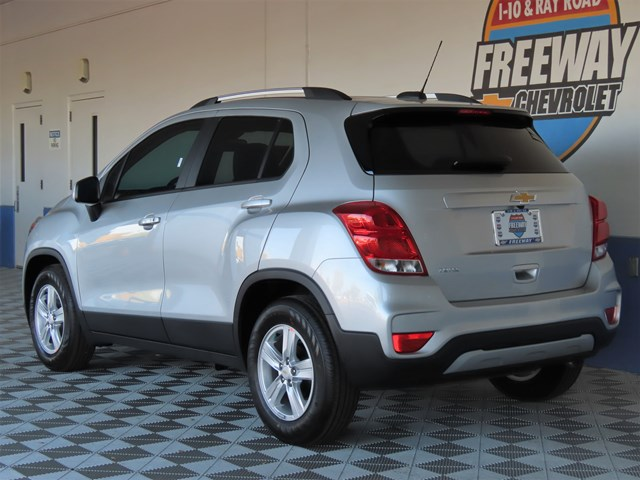 New 2021 Chevrolet Trax 1LT