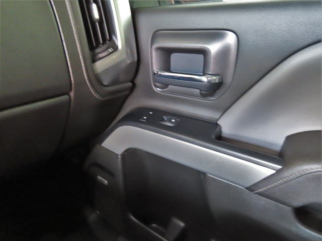 Used 2017 Chevrolet Silverado 1500 LTZ Z71 Crew Cab