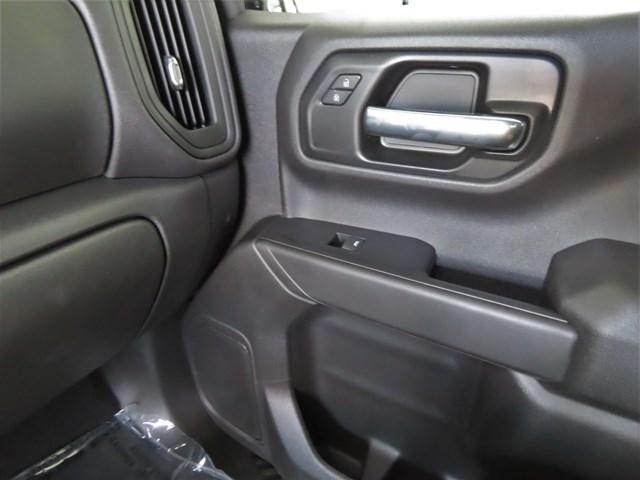New 2021 Chevrolet Silverado 1500 Crew Cab Custom 4WD
