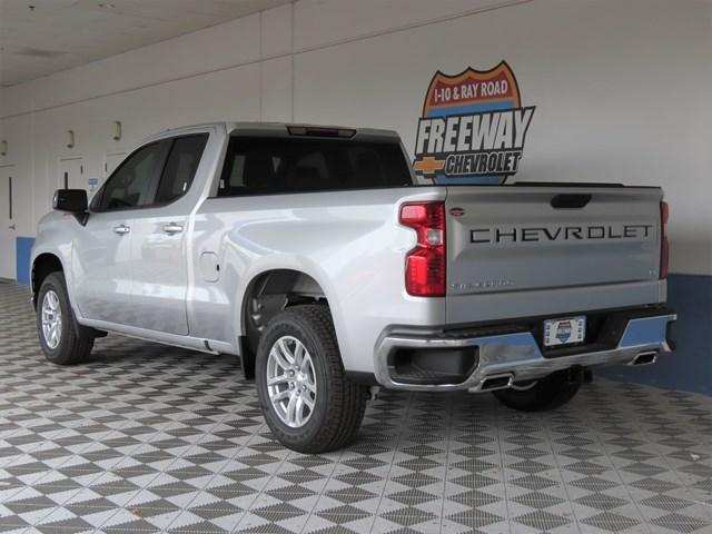 New 2021 Chevrolet Silverado 1500 Double Cab 1LT 4WD