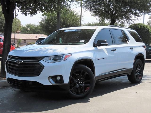 2018 Chevrolet Traverse    REDLINE EDT