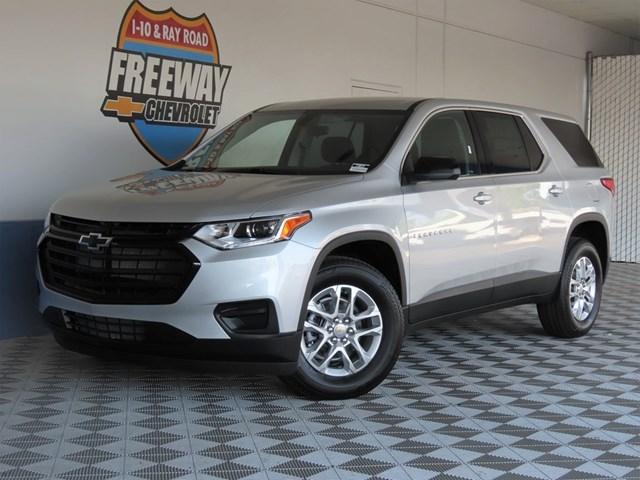 2021 Chevrolet Traverse 1LS