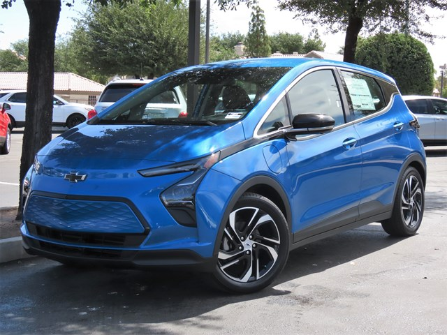 2022 Chevrolet Bolt EV 2LTT