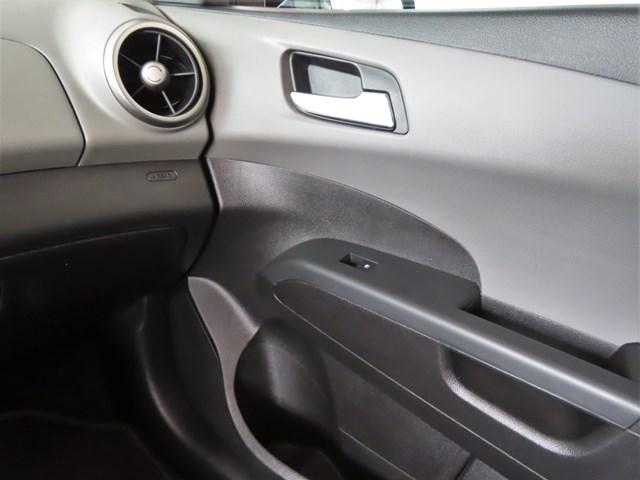 Used 2015 Chevrolet Sonic LTZ