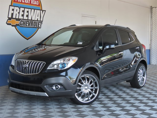 Used 2013 Buick Encore Convenience