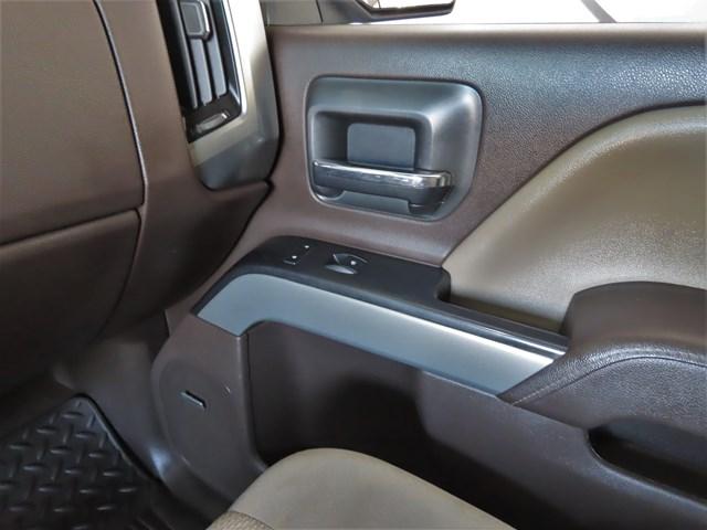 Used 2016 Chevrolet Silverado 1500 LT Z71 Crew Cab