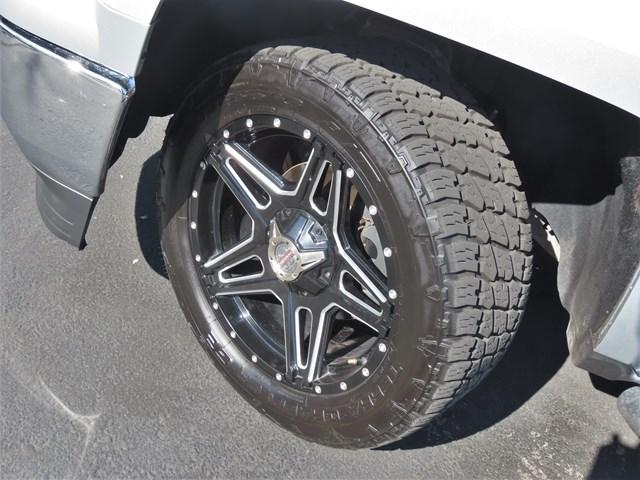 2014 Chevrolet Silverado 1500 LTZ Crew Cab