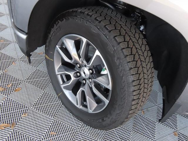 New 2021 Chevrolet Silverado 1500 Crew Cab RST 4WD