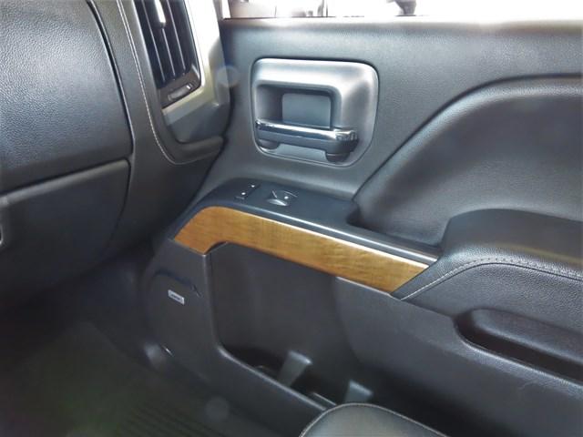 2018 Chevrolet Silverado 2500HD LTZ Crew Cab 4X4