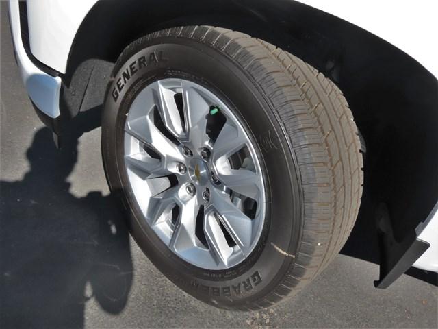2021 Chevrolet Silverado 1500 Crew Cab Custom 4WD
