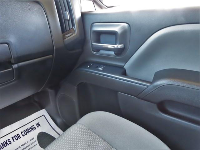 2018 Chevrolet Silverado 1500 LS Crew Cab