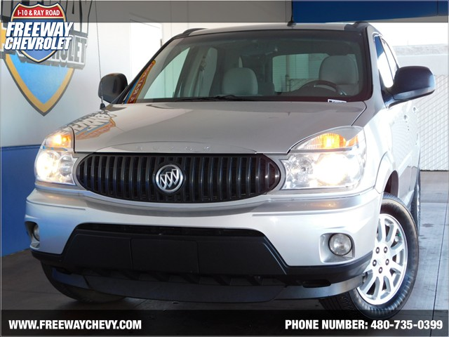 used 2007 buick rendezvous cx phoenix az for sale at stock p3003g. Black Bedroom Furniture Sets. Home Design Ideas