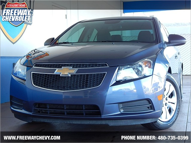 used 2013 chevrolet cruze ls phoenix az for sale at. Black Bedroom Furniture Sets. Home Design Ideas