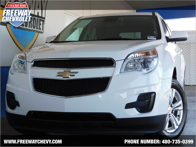2014 Chevrolet Equinox LT Details