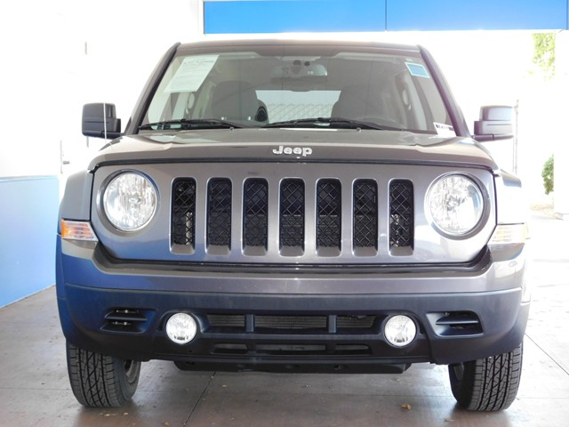 used 2016 jeep patriot sport phoenix az for sale at stock p3163. Black Bedroom Furniture Sets. Home Design Ideas