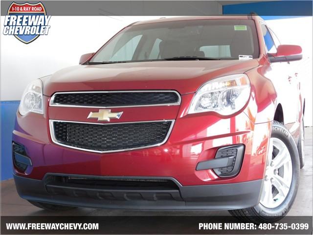 2011 Chevrolet Equinox LT Details