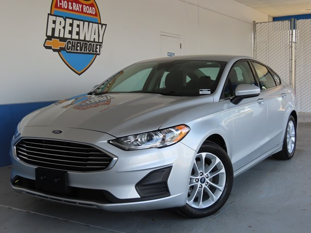 Used 2019 Ford Fusion SE