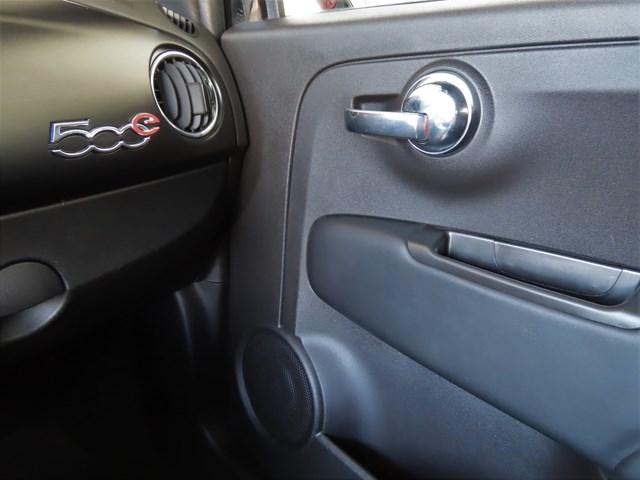 Used 2017 FIAT 500e