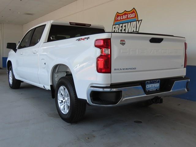 Certified Pre-Owned 2020 Chevrolet Silverado 1500 LT Crew Cab
