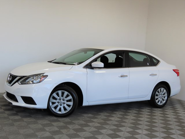 Used 2019 Nissan Sentra S