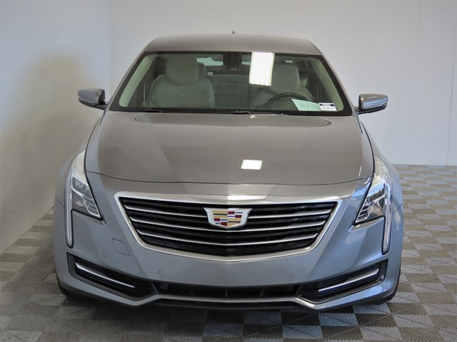 Used 2018 Cadillac CT6 2.0T