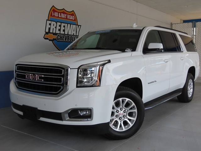 Certified Pre-Owned 2019 GMC Yukon XL SLT 1500