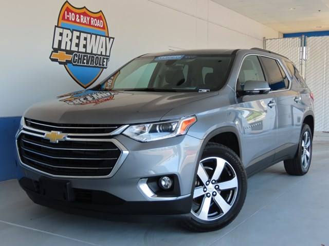 Used 2019 Chevrolet Traverse LT