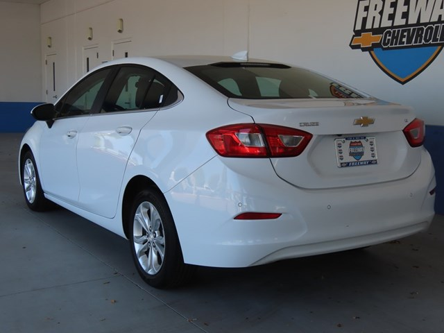 Used 2019 Chevrolet Cruze LT