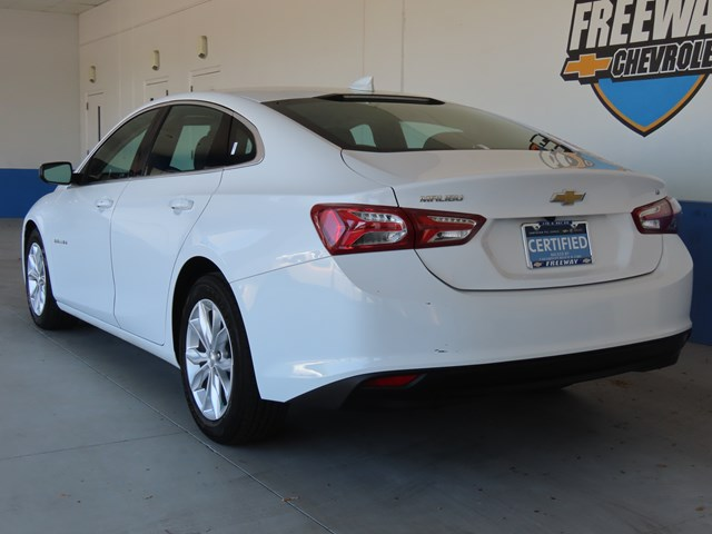 Used 2019 Chevrolet Malibu LT
