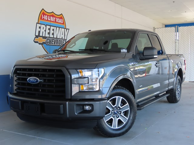 Used 2016 Ford F-150 XLT Extended Cab