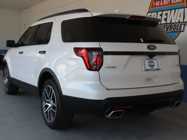 Used 2017 Ford Explorer Sport