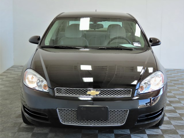 Used 2015 Chevrolet Impala Limited LS